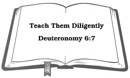 Teach the Word of God diligently to all generations